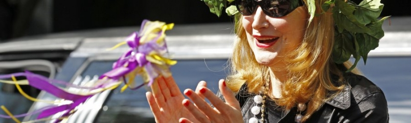 Actress Patricia Clarkson to reign as Honorary Muse