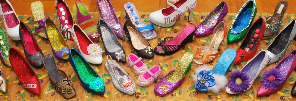 Krewe Of Muses Shoes For Sale